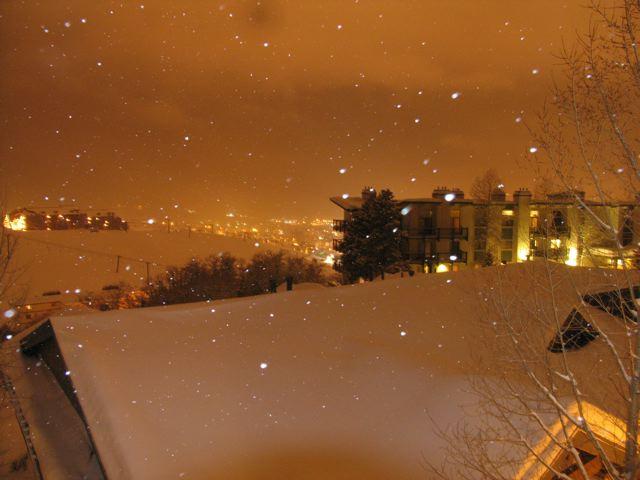 It's snowing | fxphd