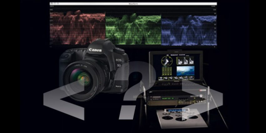 Squeezing the most out of a 5D Mk II or ALEXA signal | fxphd