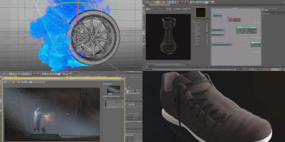 Exploring Cinema 4D to Arnold