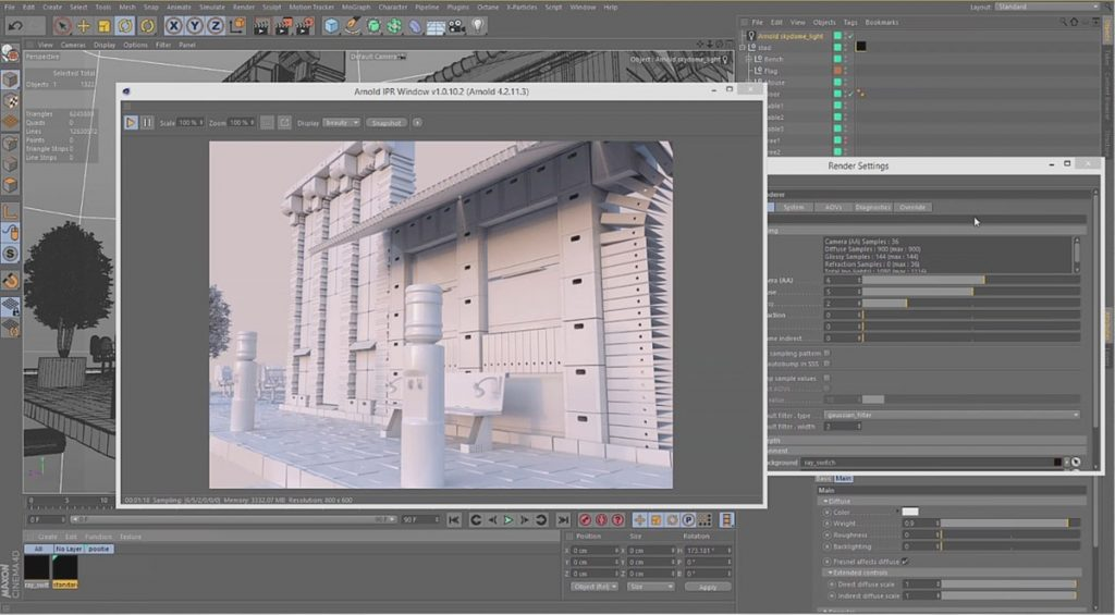 cinema 4d studentenversion