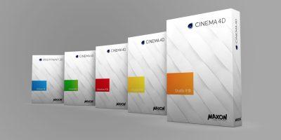 Cinema 4D IBC presentations now online