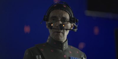 Our latest Design FX | WIRED video, covering the recreation of Grand Moff Tarkin