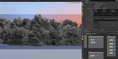 New course: <em>Advanced VFX: The Desert Sandstorm</em> just released