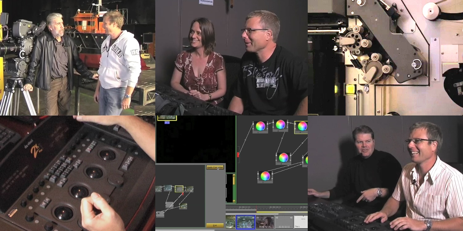 Free course: Retro Resolve | fxphd