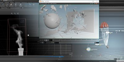 New course: <em>Houdini Contexts</em> and Houdini 17 now available on the VPN