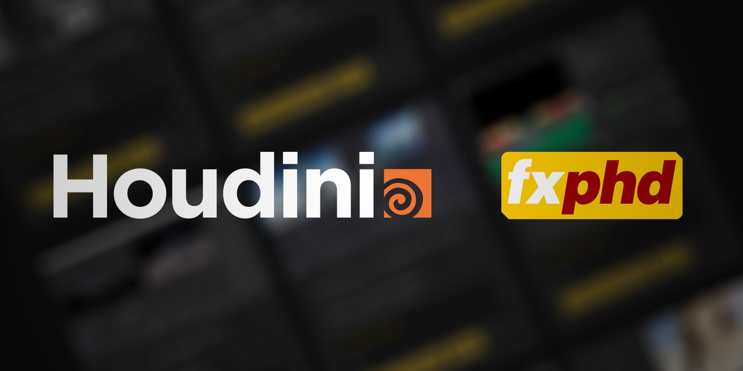 Houdini courses at fxphd | fxphd