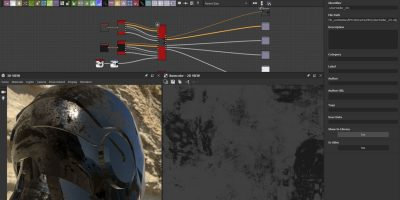 New course: <em>Fundamentals in Substance Designer & Painter</em>