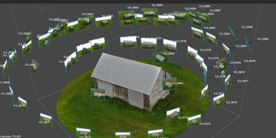 New course: <em>Photogrammetry with Metashape and Nuke</em>