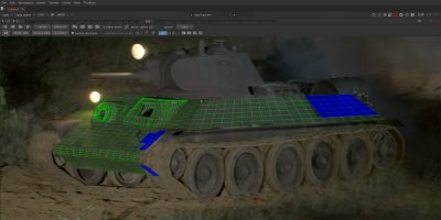New course: <em>Geometry Tracking and Compositing in Nuke</em>